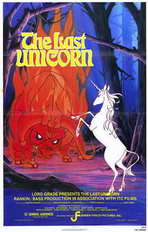 The Last Unicorn - 11 x 17 Movie Poster - Style A