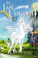 The Last Unicorn - 11 x 17 Movie Poster - Style C