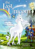 The Last Unicorn - 27 x 40 Movie Poster - Style C