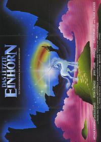 The Last Unicorn - 43 x 62 Poster - Foreign - Bus Shelter Style C