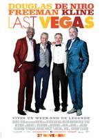 Last Vegas - 27 x 40 Movie Poster - French Style A