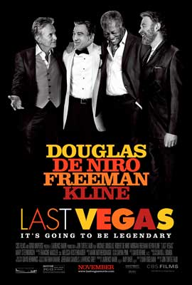 Last Vegas - 11 x 17 Movie Poster - Style A