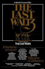 The Last Waltz - 11 x 17 Movie Poster - Style A