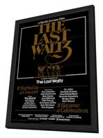 The Last Waltz - 11 x 17 Movie Poster - Style A - in Deluxe Wood Frame