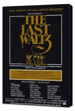 The Last Waltz - 27 x 40 Movie Poster - Style A - Museum Wrapped Canvas
