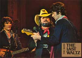 The Last Waltz - 11 x 14 Poster French Style I