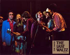The Last Waltz - 11 x 14 Poster French Style K