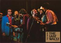 The Last Waltz - 8 x 10 Color Photo #11