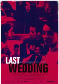 Last Wedding - 11 x 17 Movie Poster - Style A