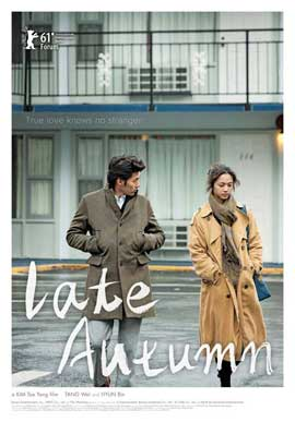Late Autumn - 11 x 17 Movie Poster - Korean Style F
