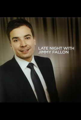 Late Night with Jimmy Fallon (TV) - 11 x 17 TV Poster - Style A