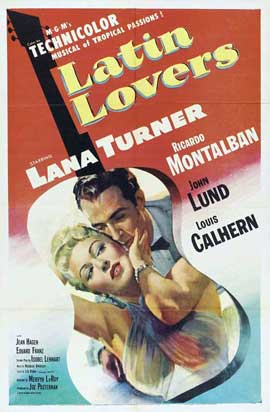 Latin Lovers - 27 x 40 Movie Poster - Style A