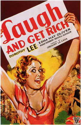 Laugh and Get Rich - 11 x 17 Movie Poster - Style A