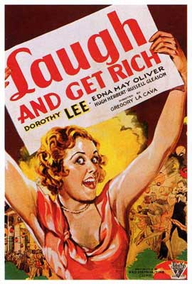 Laugh and Get Rich - 27 x 40 Movie Poster - Style A