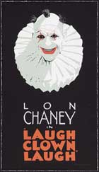 Laugh, Clown, Laugh - 27 x 40 Movie Poster - Style C