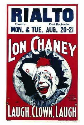 Laugh, Clown, Laugh - 27 x 40 Movie Poster - Style A