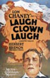 Laugh, Clown, Laugh - 11 x 17 Movie Poster - Style C