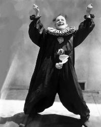Laugh, Clown, Laugh - 8 x 10 B&W Photo #3