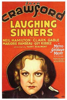 Laughing Sinners - 27 x 40 Movie Poster - Style A