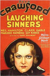 Laughing Sinners - 43 x 62 Movie Poster - Bus Shelter Style A