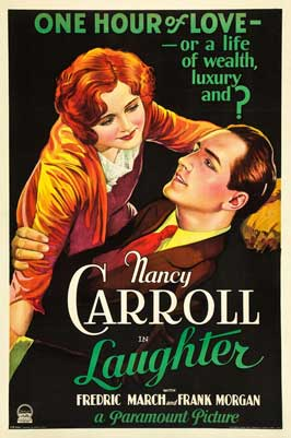 Laughter - 11 x 17 Movie Poster - Style A