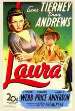 Laura - 27 x 40 Movie Poster - Style A
