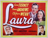 Laura - 11 x 14 Movie Poster - Style B