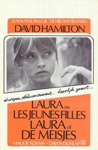 Laura - 27 x 40 Movie Poster - Belgian Style A