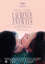 Laurence Anyways - 11 x 17 Movie Poster - Belgian Style A