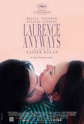 Laurence Anyways - 27 x 40 Movie Poster - Belgian Style A