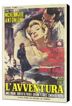 L'Avventura - 27 x 40 Movie Poster - Italian Style A - Museum Wrapped Canvas