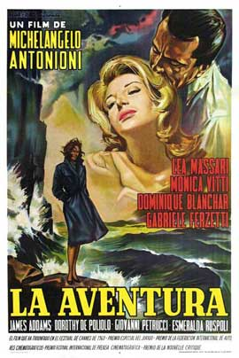 L'Avventura - 11 x 17 Movie Poster - Spanish Style A