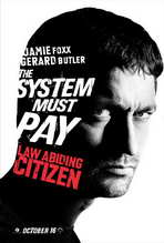 Law Abiding Citizen - 27 x 40 Movie Poster - Style B