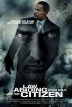 Law Abiding Citizen - 11 x 17 Movie Poster - Style C