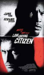 Law Abiding Citizen - 11 x 17 Movie Poster - Style D