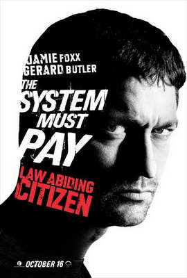 Law Abiding Citizen - 11 x 17 Movie Poster - Style B