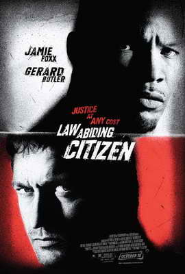Law Abiding Citizen - 27 x 40 Movie Poster - Style C