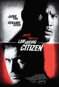 Law Abiding Citizen - 43 x 62 Movie Poster - Bus Shelter Style C