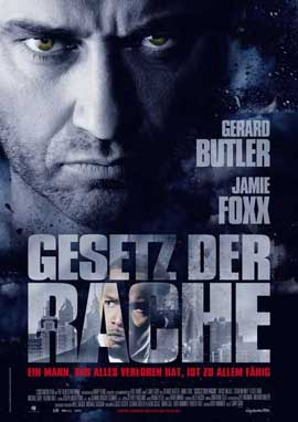 Law Abiding Citizen - 11 x 17 Movie Poster - German Style B
