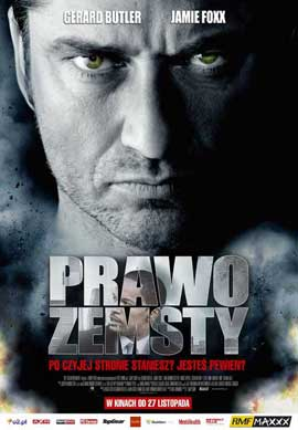 Law Abiding Citizen - 27 x 40 Movie Poster - Polish Style A