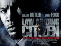 Law Abiding Citizen - 30 x 40 Movie Poster UK - Style A