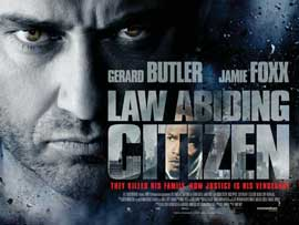 Law Abiding Citizen - 27 x 40 Movie Poster - Style D