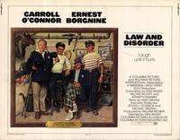 Law and Disorder - 11 x 14 Movie Poster - Style A