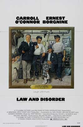 Law and Disorder - 11 x 17 Movie Poster - Style B