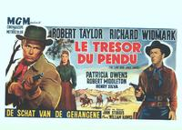 The Law and Jake Wade - 14 x 22 Movie Poster - Belgian Style A