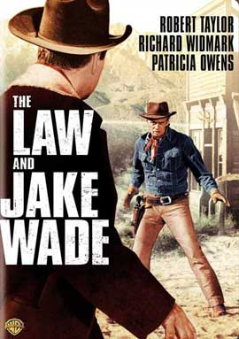 The Law and Jake Wade - 11 x 17 Movie Poster - Style C