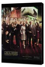 Law & Order: Criminal Intent - 11 x 17 TV Poster - Style B - Museum Wrapped Canvas