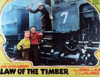 Law of the Timber - 11 x 14 Movie Poster - Style A
