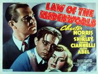 Law of the Underworld - 11 x 14 Movie Poster - Style A