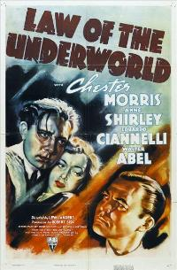 Law of the Underworld - 11 x 17 Movie Poster - Style A